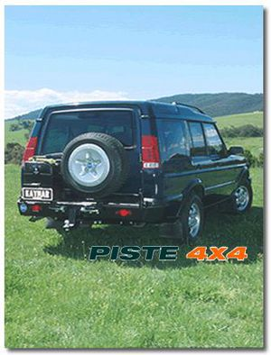 LAND ROVER DISCO TD5 PORTE JERRICAN SIMPLE GAUCHE KAYMAR