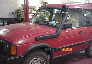 Snorkel Airflow 4x4 LAND ROVER DISCOVERY I V8