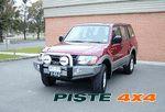 NISSAN PAJERO DID >2003 PARE-CHOCS 4X4 WINCH BARS ARB