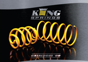 RESSORTS 4X4 KING SPRINGS POUR LAND ROVER