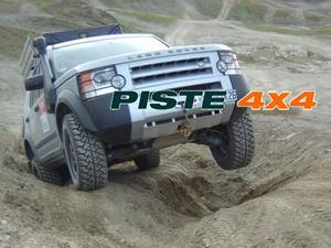 PROTECTIONS INFERIEURES RASTA POUR 4X4
