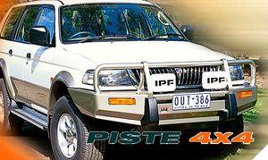 MITSUBISHI L200>2006 SANS ELARGISSEURS PARE-CHOCS 4X4 WINCH BARS ARB