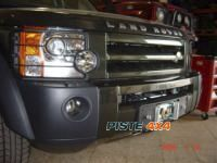 LAND ROVER DISCOVERY III PLATINES TREUIL RASTA