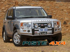 LAND ROVER DISCO III PARE-CHOCS 4X4 WINCH BARS ARB