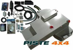 NISSAN PATROL Y60 5P - 75 LITRES RESERVOIR SUPPLEMENTAIRE LRA