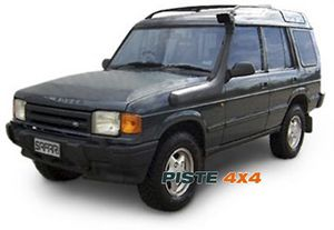 LAND ROVER DISCOVERY DISCOVERY 300TDI V8 SNORKEL SAFARI