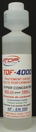 ADDITIF TDF-4000