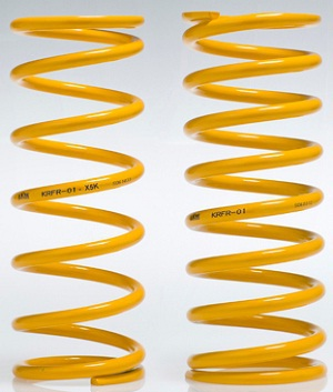 NISSAN PATHFINDER R51 ARRIERE MEDIUM RESSORT KING SPRINGS