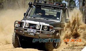 TOYOTA HZJ / BJ 71 / 73 / 74 / 75 / 78 / 79 PARE-CHOCS 4X4 WINCH BARS ARB