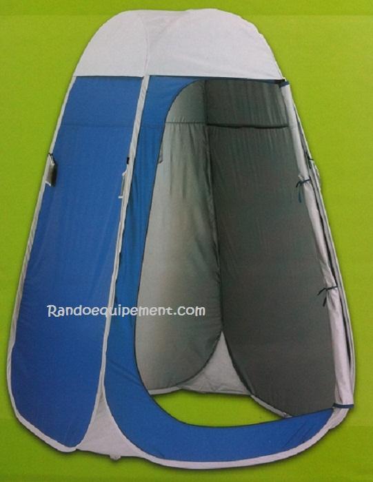 Cabine toilette camping