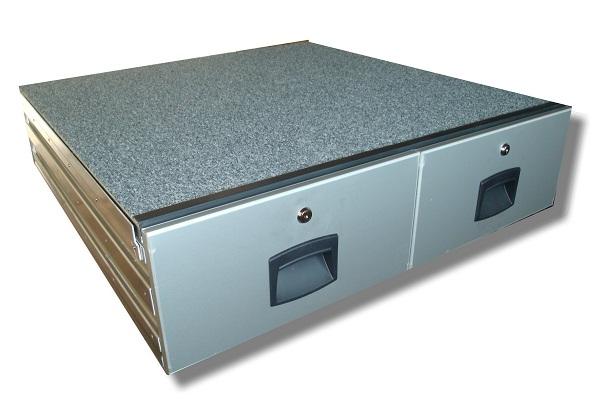 amenagement a tiroirs pour land rover discovery i accessoires. Black Bedroom Furniture Sets. Home Design Ideas