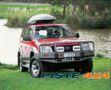 TOYOTA KZJ / KDJ 90 / 95 VX PARE-CHOCS 4X4 WINCH BARS ARB