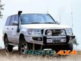 LAND ROVER DISCO TD5 >02 PARE-CHOCS 4X4 WINCH BARS ARB