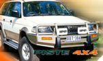 MITSUBISHI L200>2002 PARE-CHOCS 4X4 WINCH BARS ARB