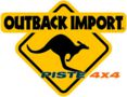 STICKERS AUTOCOLLANT OUTBACK