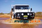 LAND ROVER DEFENDER 90 / 110 / 130 PARE-CHOCS ARB 4X4 SAHARA BARS