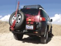 TOYOTA FJ CRUISER PORTE-JERRYCAN SIMPLE DROIT renforcé