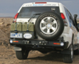 TOYOTA KDJ120 Pare-chocs 4x4 renforcé arrière