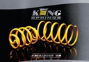 RESSORTS 4X4 KING SPRINGS POUR MERCEDES - MITSUBISHI