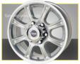 LAND ROVER Disco II/III, R.R P38 / L322: JANTES BB6 17X8