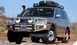 TOYOTA HDJ 100 > 2002 PARE-CHOCS 4X4 WINCH BARS ARB