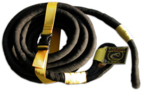 SANGLE KINETIC BLACK SNAKE