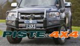 FORD  /  MAZDA RANGER 2007 PARE-CHOCS 4X4 WINCH BARS ARB
