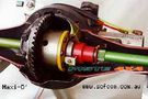 DEFENDER/DISCOVERY I/ LONG. 450 MM - ARBRES DE ROUE AVANT