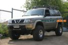 PROTECTION INF. NISSAN PATROL Y61 <03