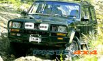JEEP CHEROKEE XJ PARE-CHOCS 4X4 WINCH BARS ARB