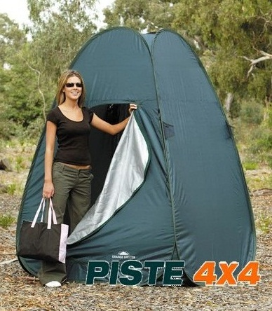 cabine de douche wc camping toile change shelter ext rieur pi ces 4x4. Black Bedroom Furniture Sets. Home Design Ideas