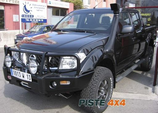 snorkel airflow 4x4 nissan navara d40 pathfinder r51 accessoires. Black Bedroom Furniture Sets. Home Design Ideas