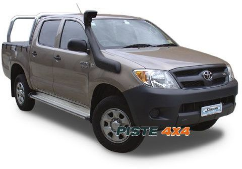 toyota hilux vigo diesel snorkel safari accessoires. Black Bedroom Furniture Sets. Home Design Ideas