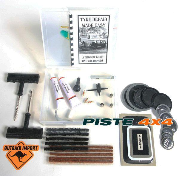kit reparation tubeless pour pneu tyrepliers accessoires. Black Bedroom Furniture Sets. Home Design Ideas